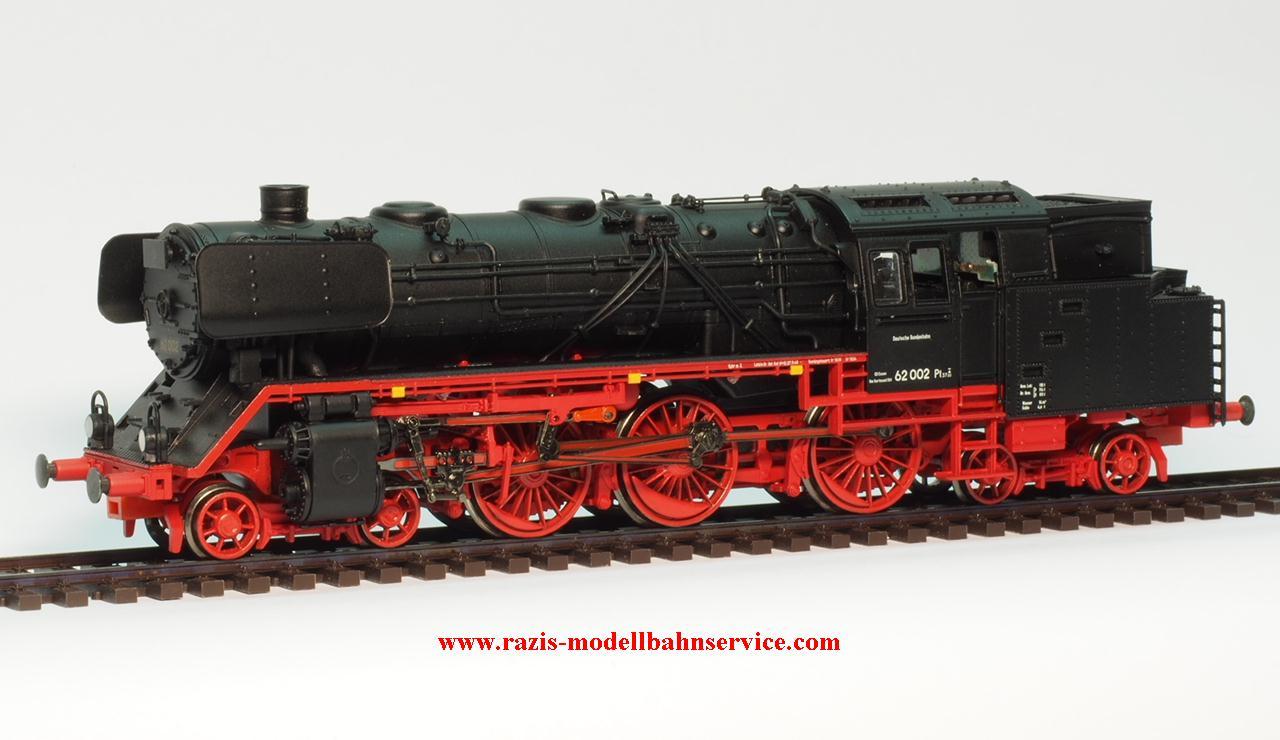 Razis Modellbahnservice - Dampflokomotiven H0
