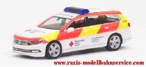 Herpa PKW VW Passat Varant BRK Dachau 930185